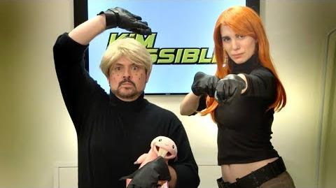 Kim Possible and Ron Stoppable REVEALED!