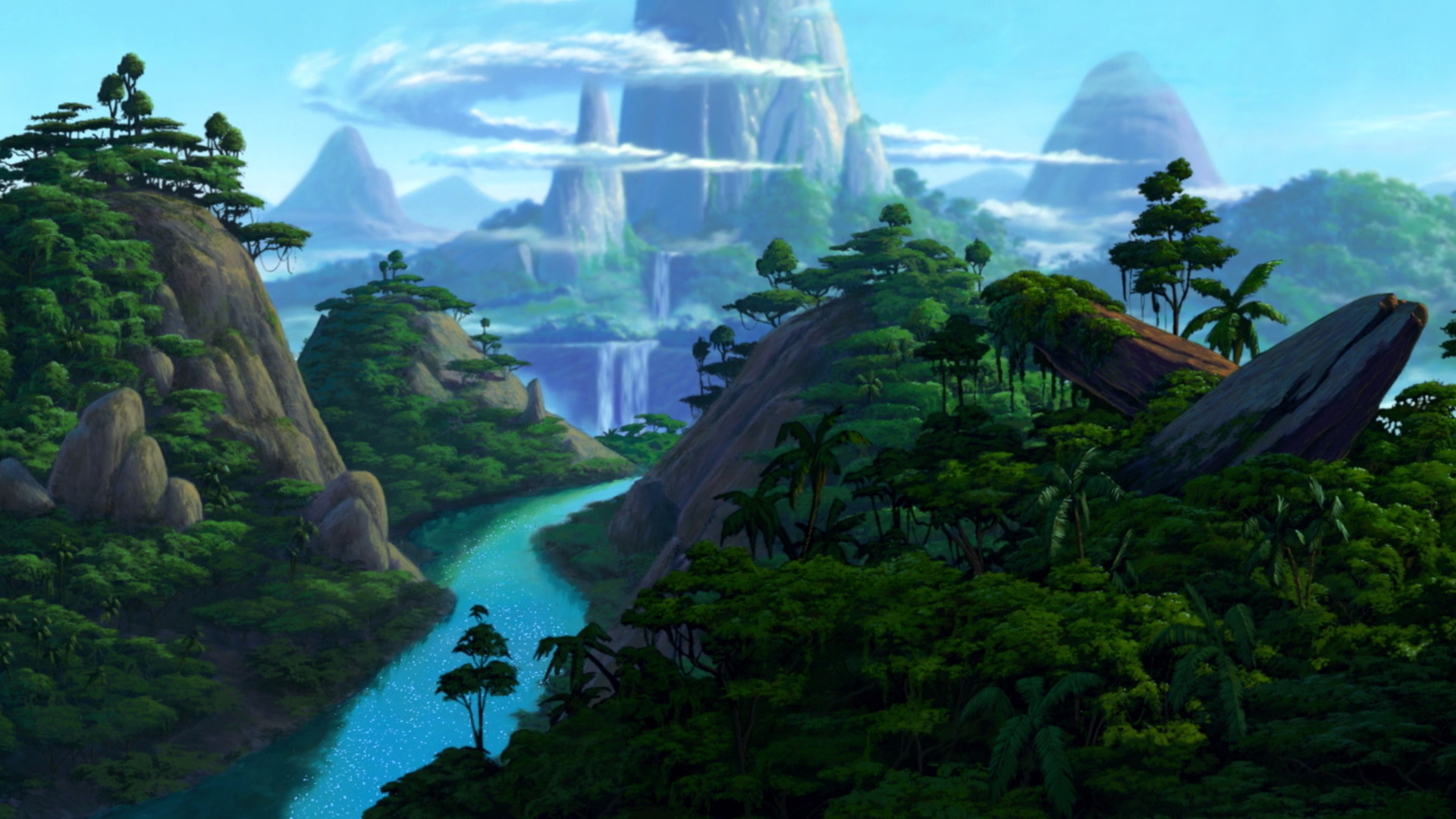 Jungle (The Lion King)