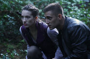 Once Upon a Time in Wonderland - 1x04 - The Serpent - Photography - Alice and Will