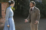 Once Upon a Time in Wonderland - 1x06 - Who's Alice? - Photography - Alice and Edwin