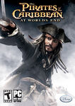 Pirates of the Caribbean At World's End (Video Game Cover)