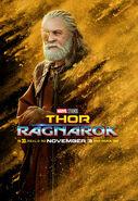Thor Ragnarok Character Poster 07