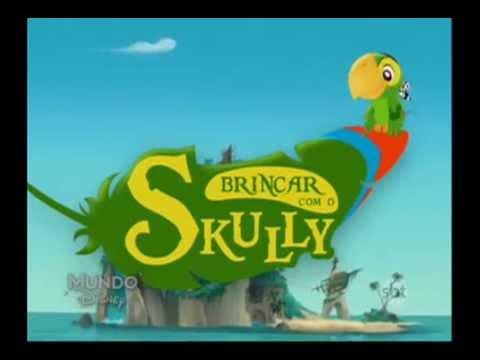 Brincar com o Skully