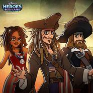 DHBM Pirates of the Caribbean Contest 2018