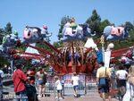 Dumbo the Flying Elephant Disneyland 3