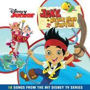 Jake and the neverland pirates soundtrack