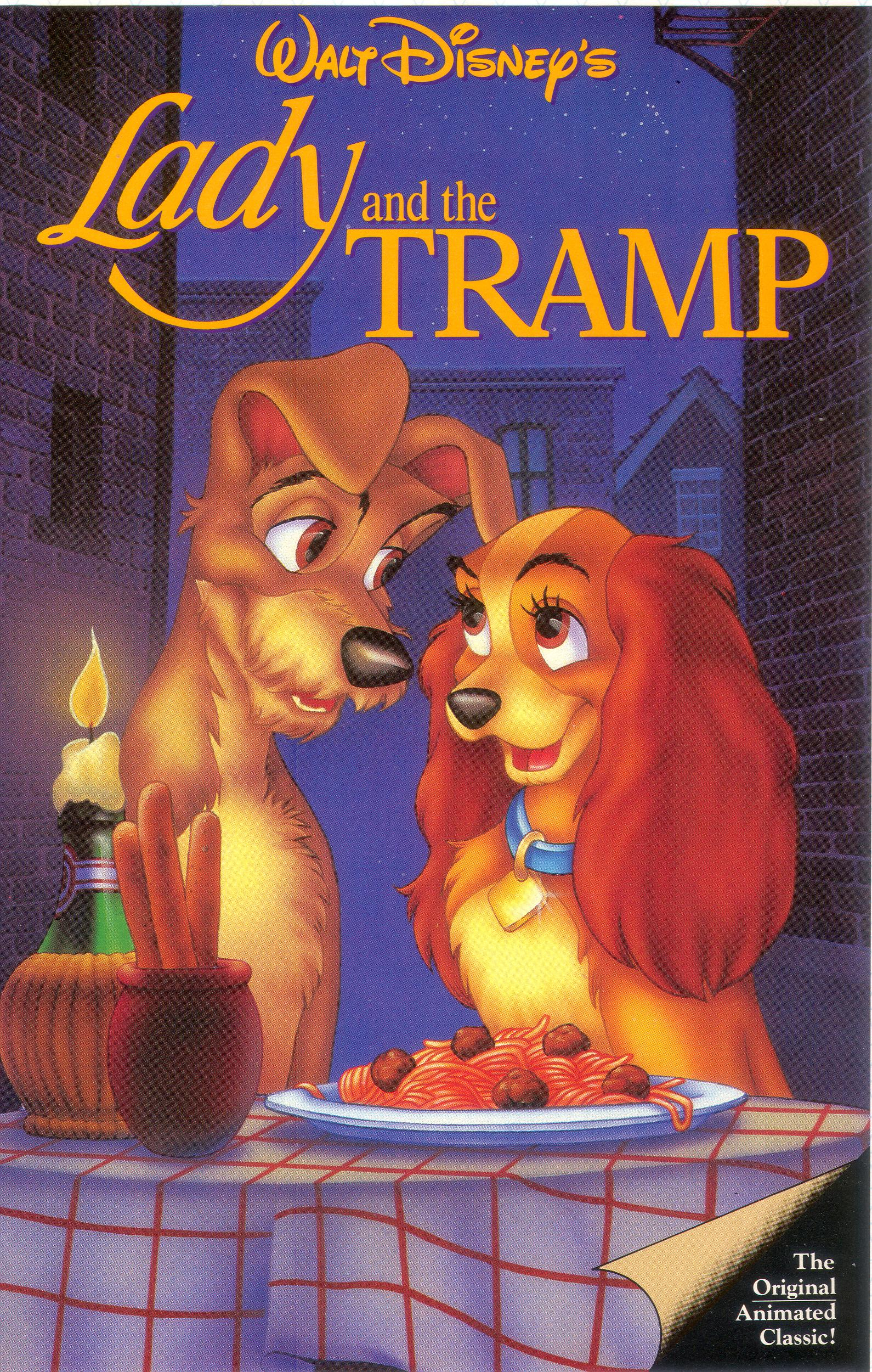 Lady and the Tramp (video)