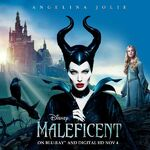 Maleficent On Blu-Ray and Digital HD Nov 4 Poster