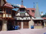 Pinocchio Village Haus Restaurant