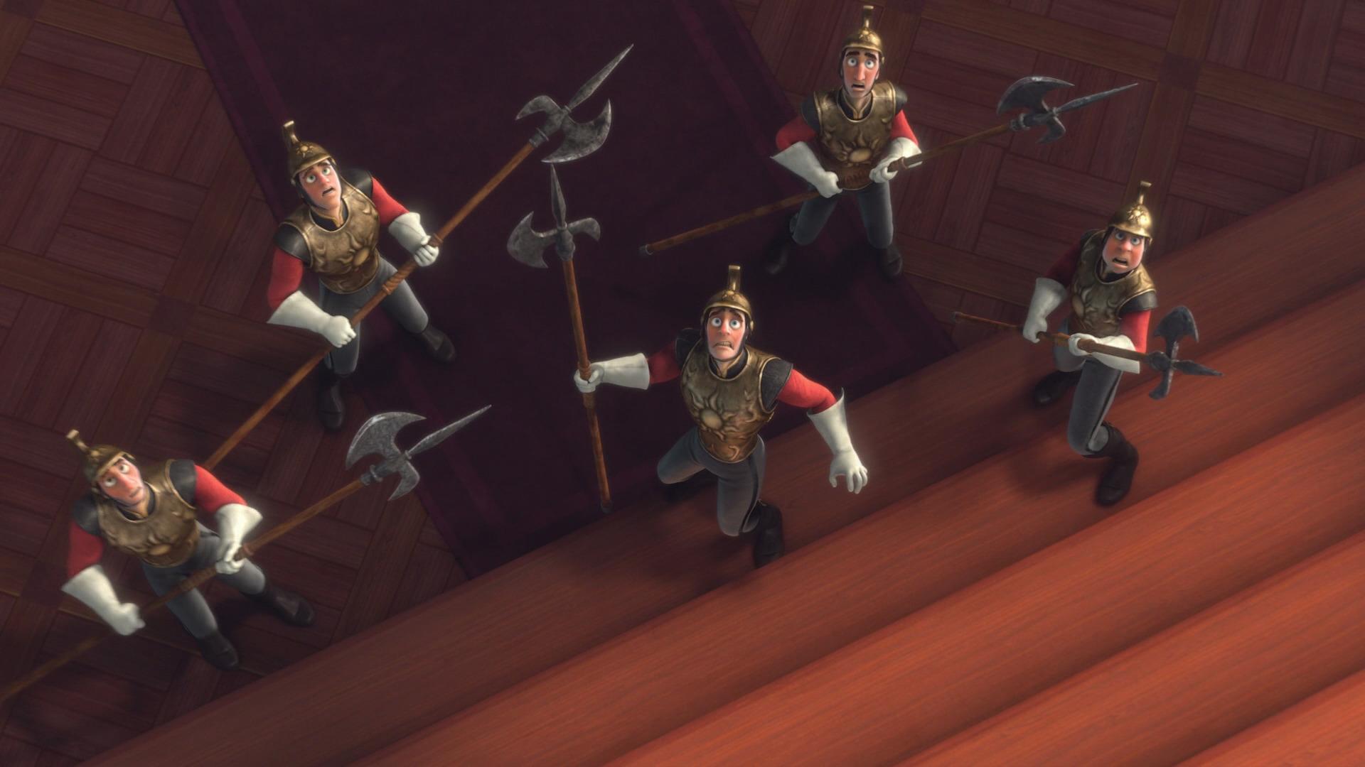 Royal Guards (Tangled)