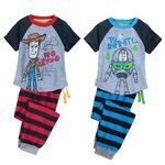 Buzz and Woody Pajamas