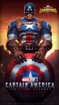 Captain America The First Avenger MCOC Poster