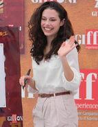 Chloe Bridges al Giffoni Film Festival 2010
