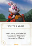 DVG White Rabbit