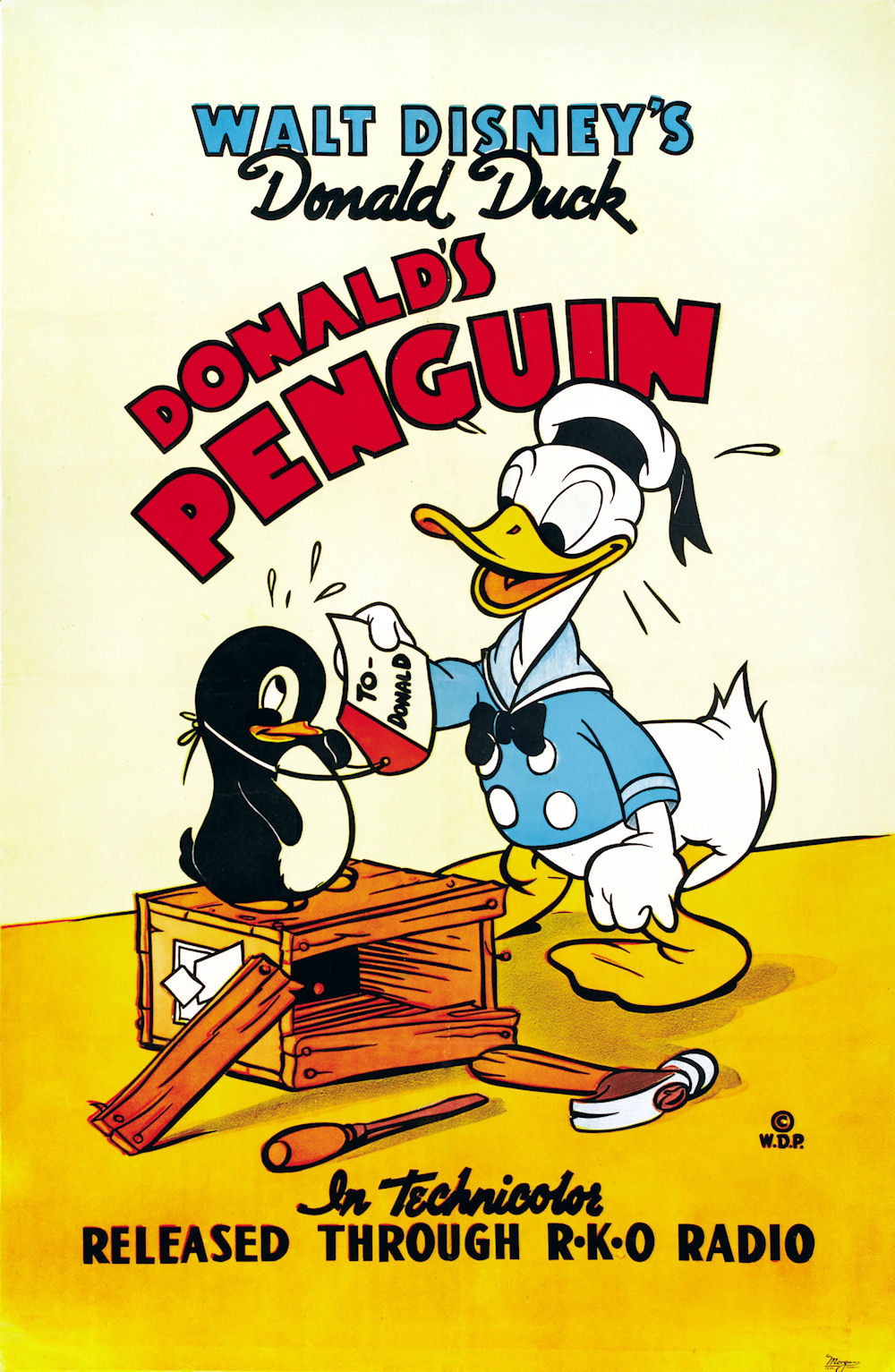O Pinguim do Donald