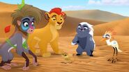 Jorney of Memories Lion Guard