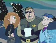Officer Hobble with Ron and Kim