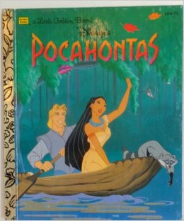 Pocahontas (Little Golden Book)