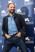 Ralph Fiennes 72nd Venice Fest