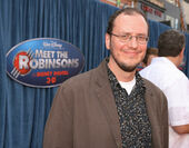 Stephen Anderson at Meet the Robinsons premiere