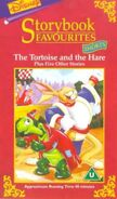 Storybook favourites the tortoise and the hare