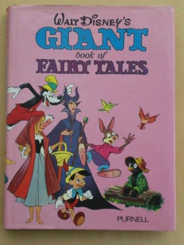 Walt Disney's Giant Book of Fairy Tales