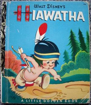 Hiawatha (Little Golden Book)