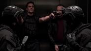 Agents of S.H.I.E.L.D. - 1x18 - Providence - Ward and Garrett