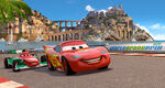 Cars 2 szenenbild italien