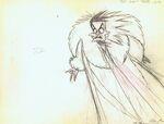 Cruella's pencil test 8