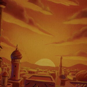 Disney's Aladdin - KoT - Out of Thin Air - Sunset in Agrabah.jpg