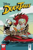 DuckTales reboot comics