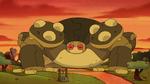 Giant frog bot