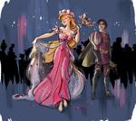 Giselle Midnight Masquerade