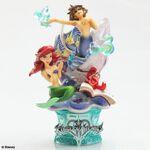 Kingdom Hearts II Atlantica Figure