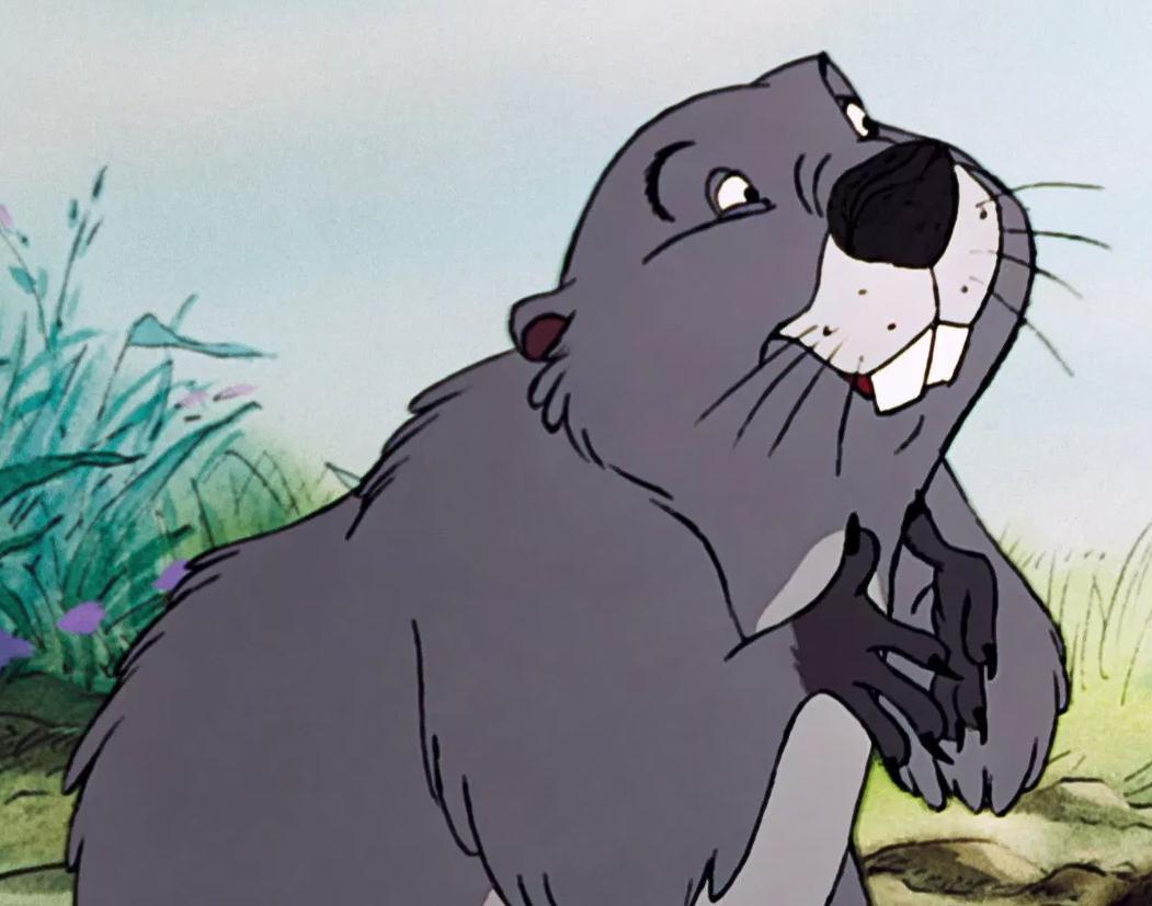 Gopher (Winnie the Pooh)
