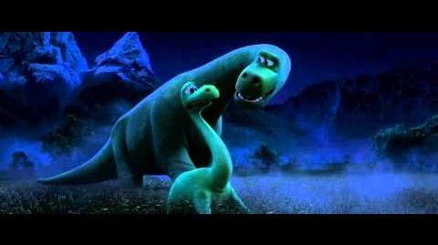 The Good Dinosaur - Get Through Your Fear Clip