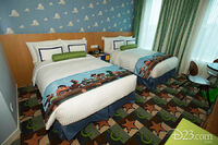 Toy Story Hotel 2