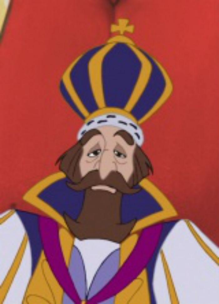 Король Яков