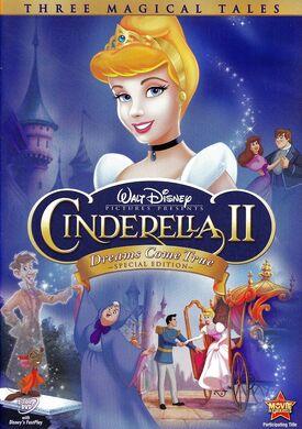 CinderellaIIDreamsComeTrue SpecialEdition DVD.jpg