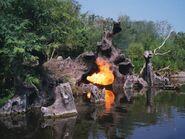 Dragon cave Fire