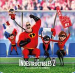 Incredibles 2 French football