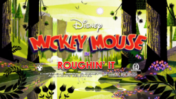 Mickey Mouse Roughin' It title ard.png