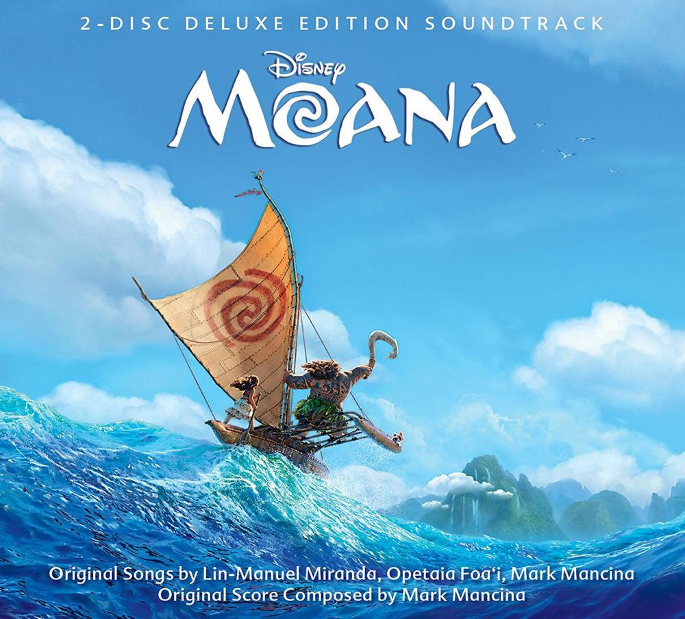 Moana: Um Mar de Aventuras (trilha-sonora)