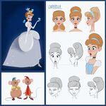 RBTI - Cinderella visual development artwork