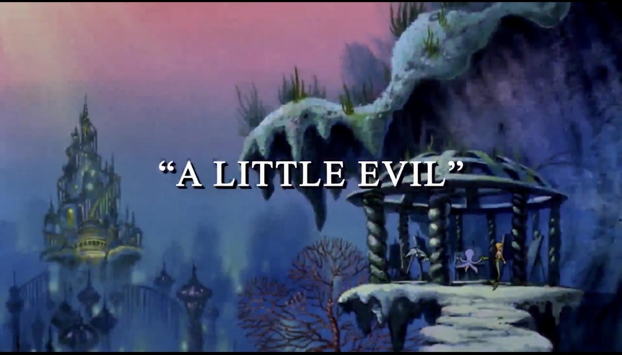 A Little Evil