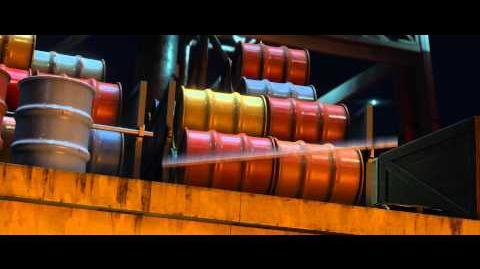 Carros 2 - Nova Prévia - Walt Disney Studios Brasil