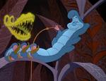 Caterpillarsmoke