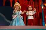 Cinderella Prince Charming It's a Small World