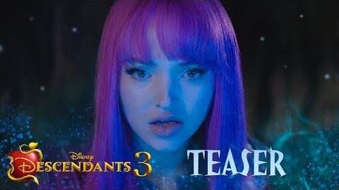 Descendants 3 Teaser 💚💜